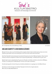 adalaide quartett & heidi maria glössner