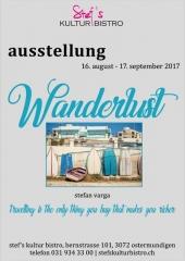 Wanderlust_Stefan_Varga Stefs Kulturbistro Ostermundigen