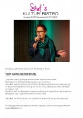 Silvia Marti  - Stefs Kulturbistro Ostermundigen