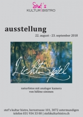 Hélène Simmen  - Stefs Kulturbistro Ostermundigen