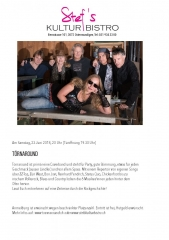 Toernaround - Stefs Kulturbistro Ostermundigen