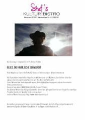 Bluesgottesdienst - Stefs Kulturbistro Ostermundigen