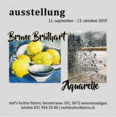 Bruno Bruelhart - Stefs Kulturbistro Ostermundigen