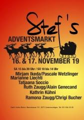 Stefs Adventsmarkt 19 - Stefs Kulturbistro Ostermundigen