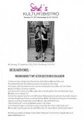 Blauen-Engel - Stefs Kulturbistro Ostermundigen