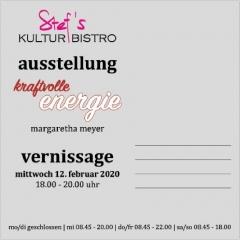 Vernissage Margaretha Meyer - Stefs Kulturbistro Ostermundigen