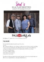 Follchlore - Stefs Kulturbistro Ostermundigen
