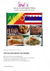 Afro Thai - Stefs Kulturbistro Ostermundigen