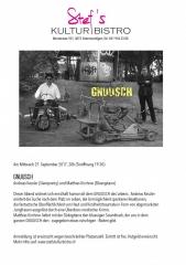Gnuusch - Stefs Kulturbistro Ostermundigen