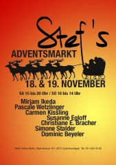 WEIHNACHTSMARKT 17 - Stefs Kulturbistro Ostermundigen