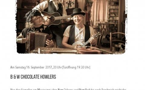 Howlers - Stefs Kulturbistro Ostermundigen