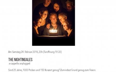 Nightingales - Stefs Kulturbistro Ostermundigen