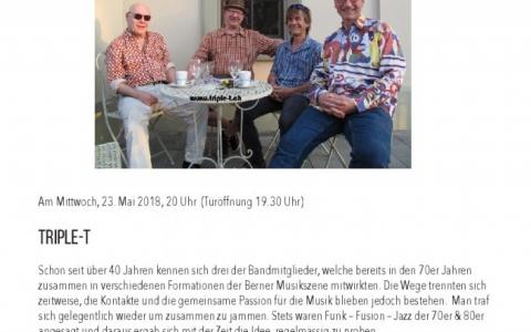 Triple-T - Stefs Kulturbistro Ostermundigen