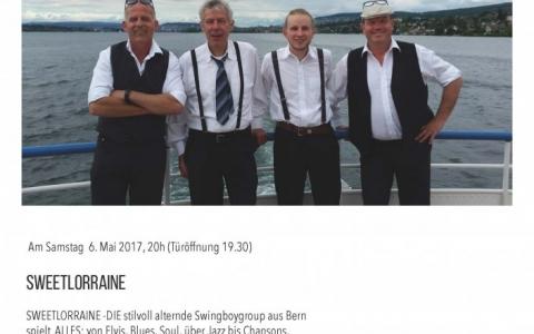 Sweetloraine - Stefs Kulturbistro Ostermundigen