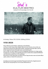 Patrick Jonsson - Stefs Kulturbistro Ostermundigen