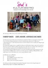 Raindrop - Stefs Kulturbistro Ostermundigen