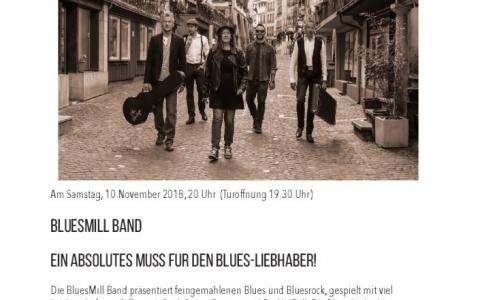 BluesMill - Stefs Kulturbistro Ostermundigen