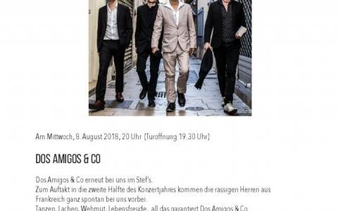 Dos Amigos - Stefs Kulturbistro Ostermundigen