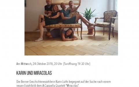 Karin - Stefs Kulturbistro Ostermundigen