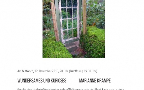 Krampe  - Stefs Kulturbistro Ostermundigen