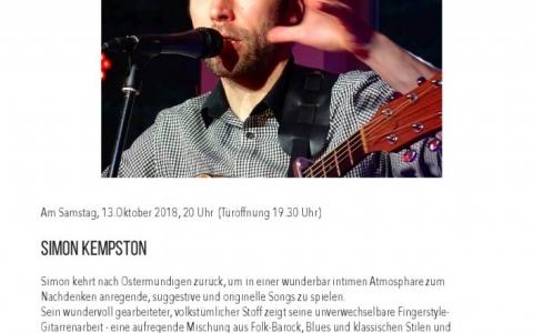 Simon - Stefs Kulturbistro Ostermundigen