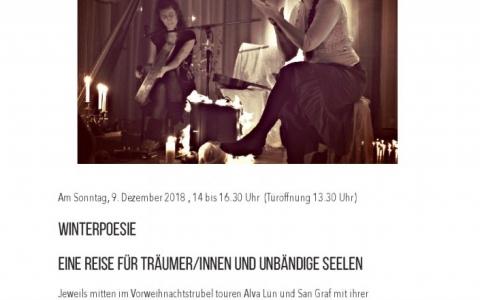 WinterPoesie  - Stefs Kulturbistro Ostermundigen
