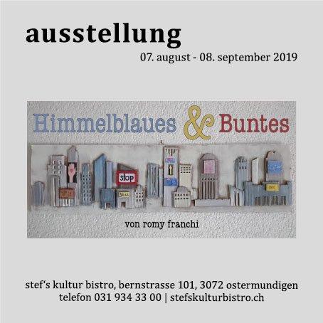 Romy Franchi - Stefs Kulturbistro Ostermundigen