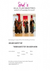 Adelaide - Stefs Kulturbistro Ostermundigen