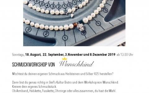 Schmuckworkshop  - Stefs Kulturbistro Ostermundigen