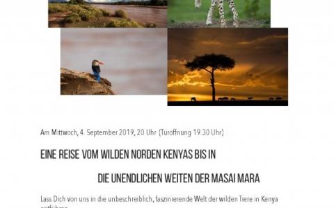 Kenia  - Stefs Kulturbistro Ostermundigen