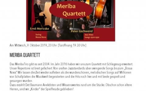 Meriba - Stefs Kulturbistro Ostermundigen