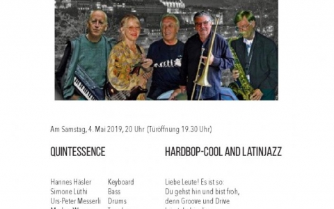 Quintessence  - Stefs Kulturbistro Ostermundigen