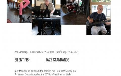 Silent Fish - Stefs Kulturbistro Ostermundigen