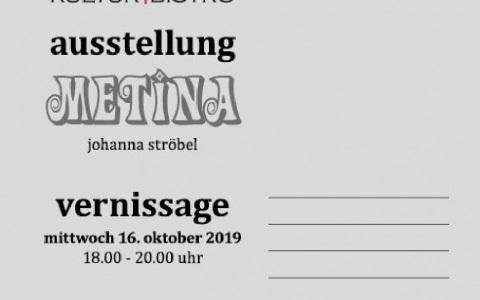 Johanna Stroebel Vernissage  - Stefs Kulturbistro Ostermundigen
