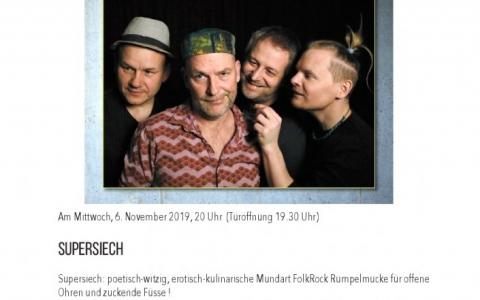 Supersiech  - Stefs Kulturbistro Ostermundigen