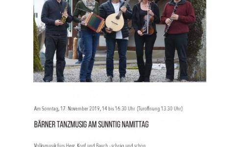 Tanzmusig  - Stefs Kulturbistro Ostermundigen