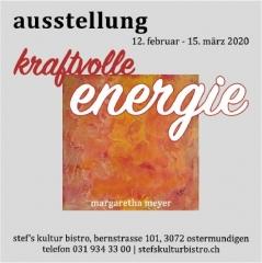 Ausstellung Margaretha Meyer - Stefs Kulturbistro Ostermundigen