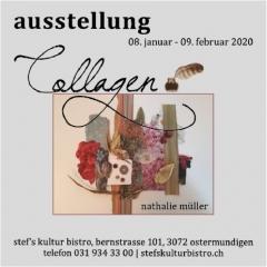 Ausstellung Nathalie Mueller - Stefs Kulturbistro Ostermundigen