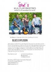 Blues Explosion  - Stefs Kulturbistro Ostermundigen
