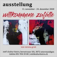 Von Verena Grob - Stefs Kulturbistro Ostermundigen