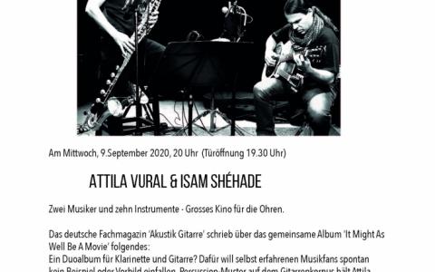 Attila Vural - Stefs Kulturbistro Ostermundigen