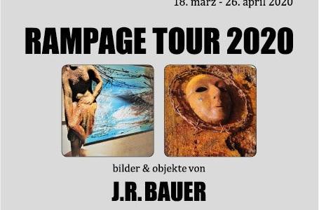 J.R. Bauer  - Stefs Kulturbistro Ostermundigen