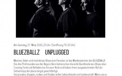 Bluezballz - Stefs Kulturbistro Ostermundigen