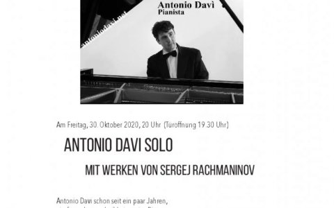 Antonio Davi - Stefs Kulturbistro Ostermundigen