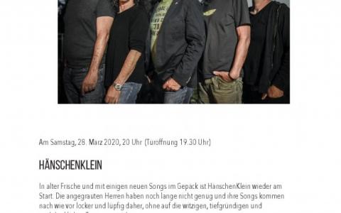 HaenschenKlein - Stefs Kulturbistro Ostermundigen