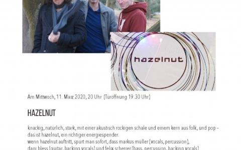 Hazelnut  - Stefs Kulturbistro Ostermundigen