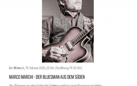 Marco Marchi  - Stefs Kulturbistro Ostermundigen