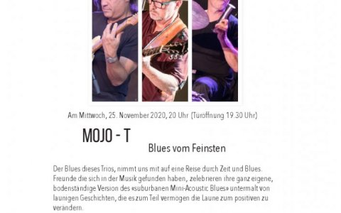 Mojo-T - Stefs Kulturbistro Ostermundigen