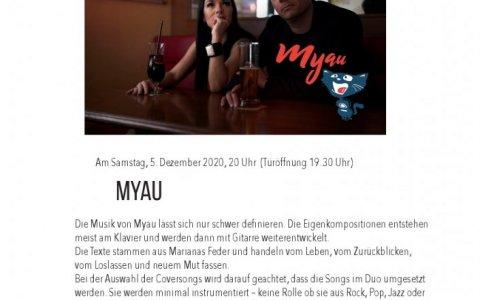 Myau - Stefs Kulturbistro Ostermundigen