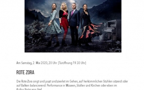 Rote Zora - Stefs Kulturbistro Ostermundigen
